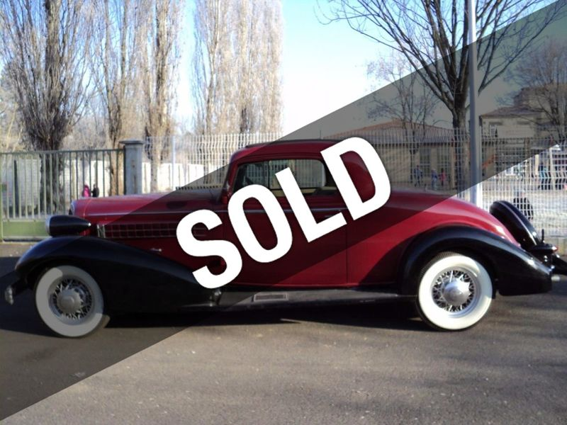 1935 Cadillac Coupe For Sale - 16499028 - 0