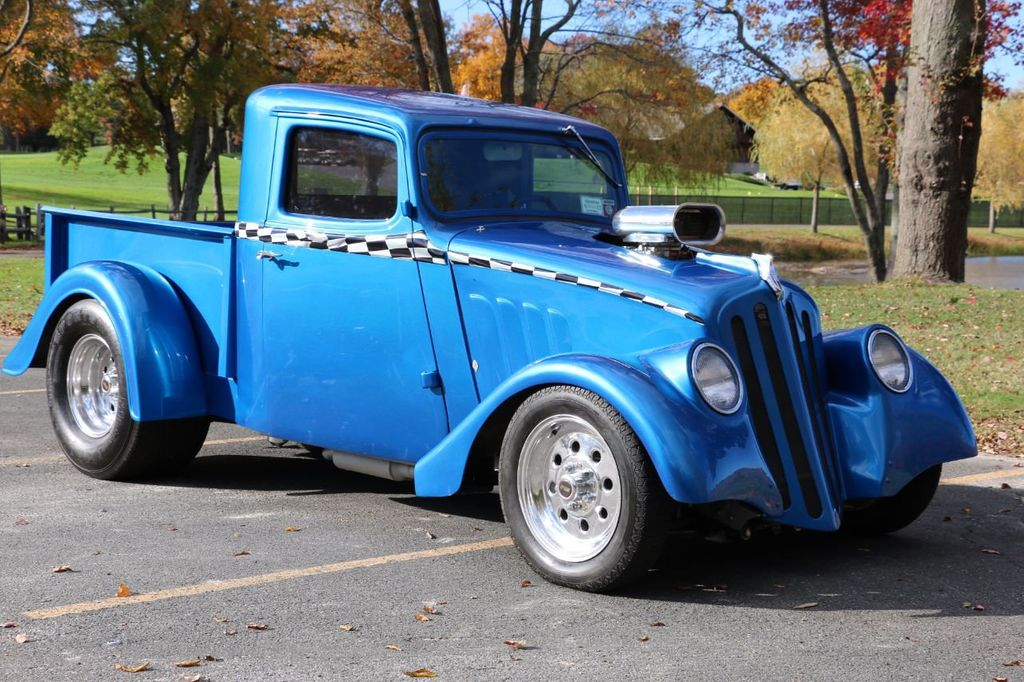1935 used willys pick up for sale at webe autos serving long island ny iid 14334704. Black Bedroom Furniture Sets. Home Design Ideas