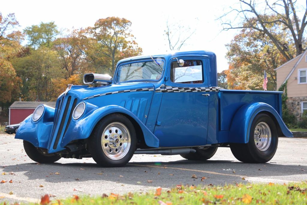1935 Willys Pick Up For Sale - 14334704 - 12