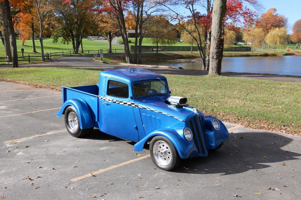 1935 Willys Pick Up For Sale - 14334704 - 1