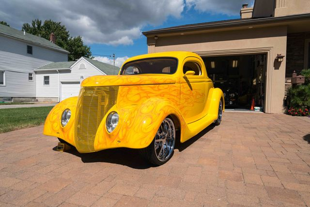 1936 Ford 3 Window Show Stopper - 16951976 - 10