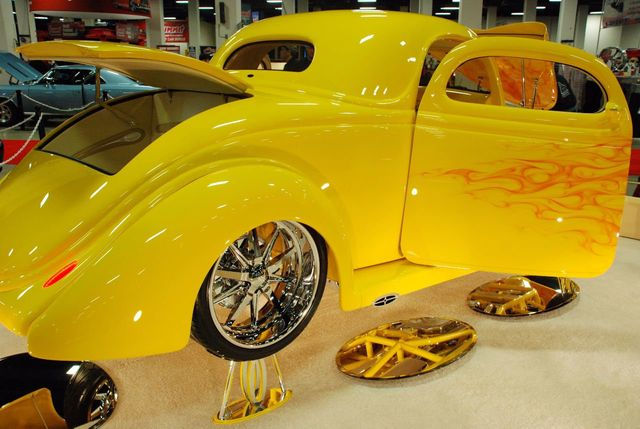 1936 Ford 3 Window Show Stopper - 16951976 - 1