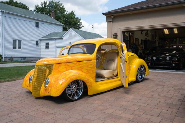 1936 Ford 3 Window Show Stopper - 16951976 - 15