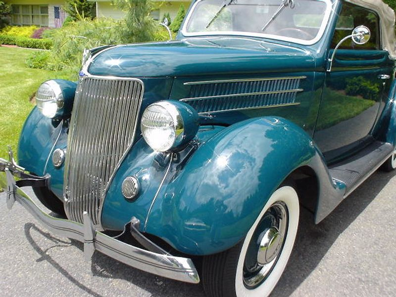 1936 FORD ROADSTER ROADSTER RUMBLE SEAT - 42988 - 6