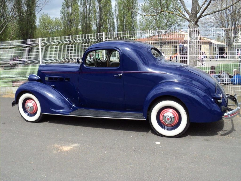 1936 Packard 120 Business Coupe For Sale - 16499060 - 9