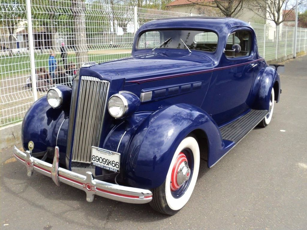 1936 Packard 120 Business Coupe For Sale - 16499060 - 10