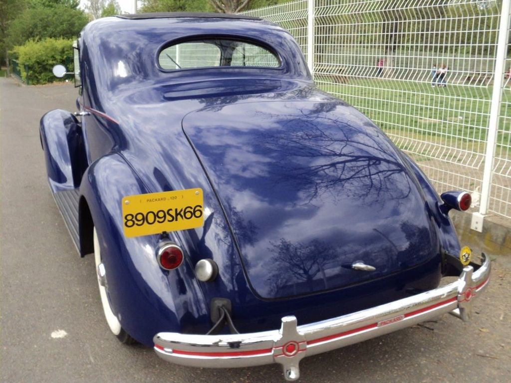 1936 Packard 120 Business Coupe For Sale - 16499060 - 13