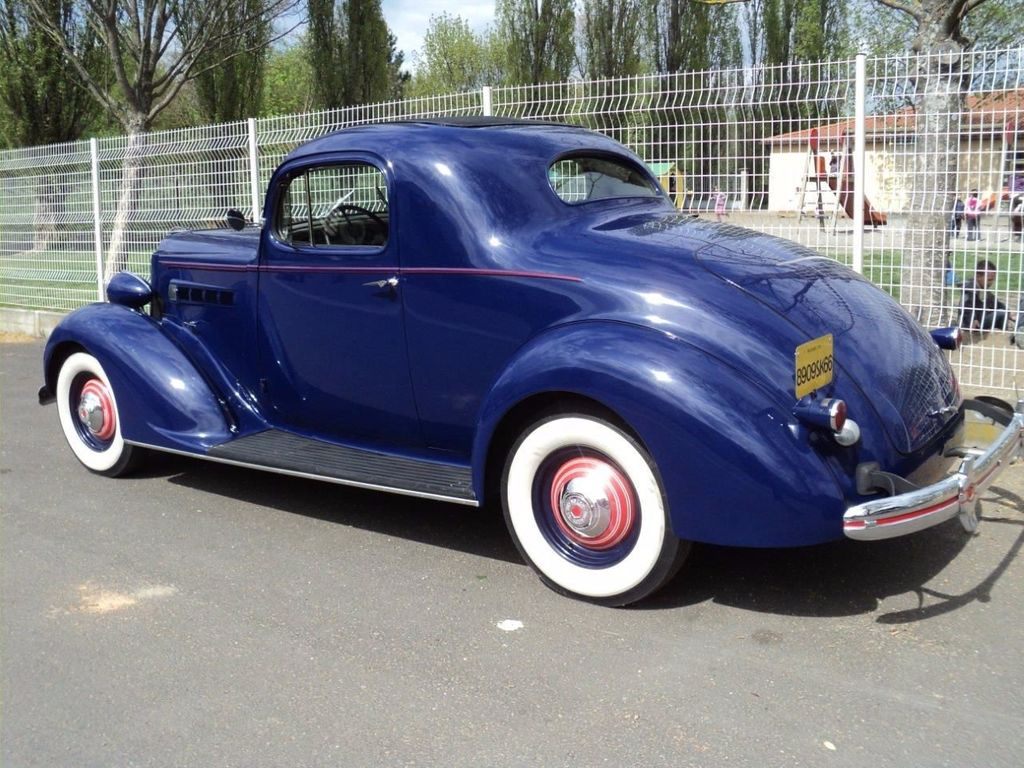 1936 Packard 120 Business Coupe For Sale - 16499060 - 14