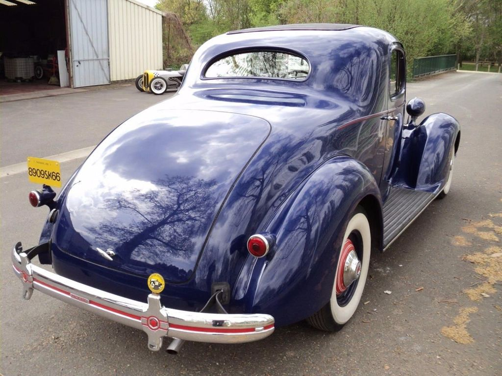 1936 Packard 120 Business Coupe For Sale - 16499060 - 15