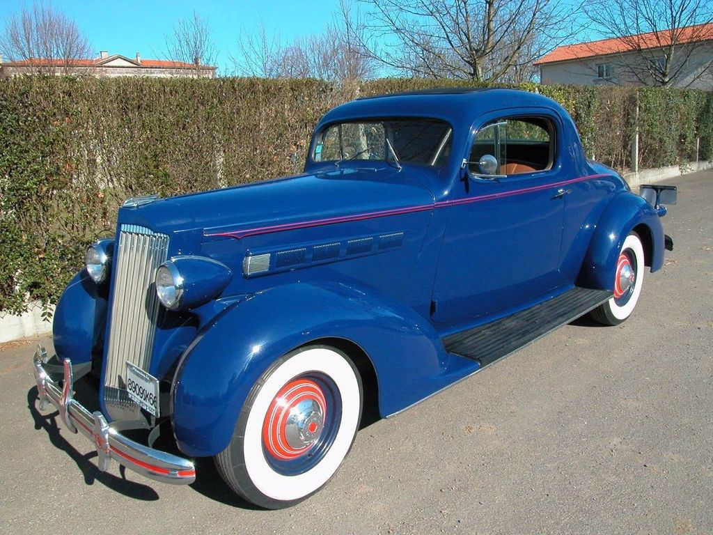 1936 Packard 120 Business Coupe For Sale - 16499060 - 16