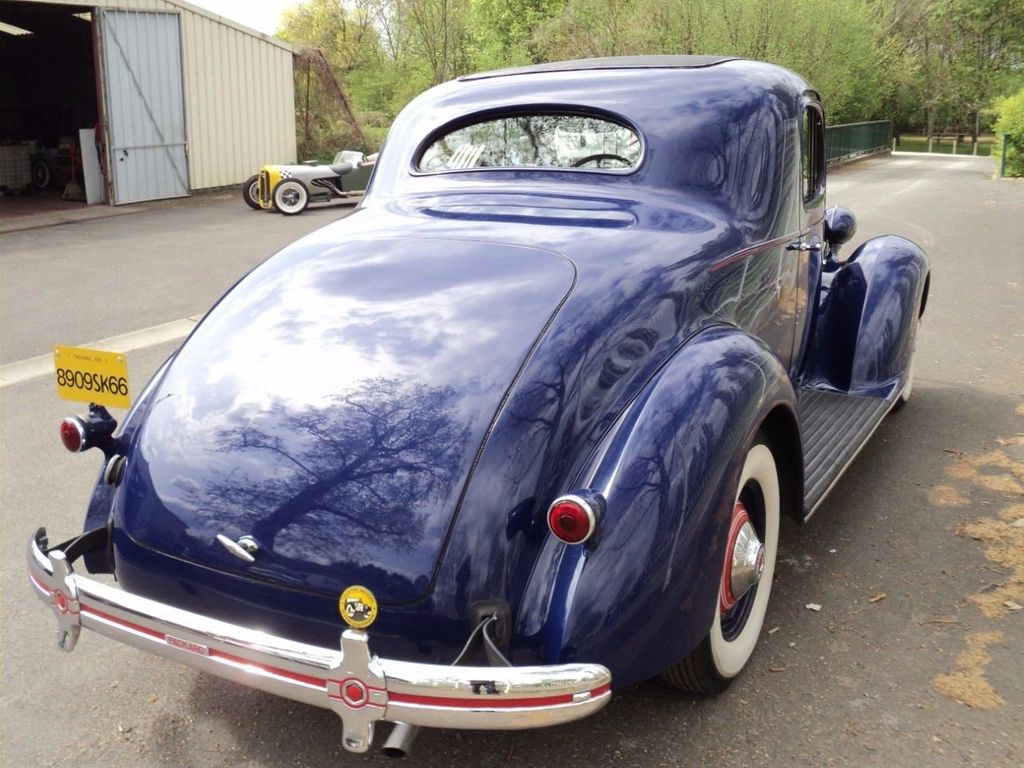1936 Packard 120 Business Coupe For Sale - 16499060 - 17