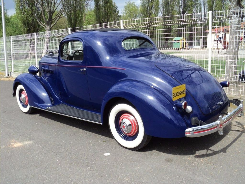 1936 Packard 120 Business Coupe For Sale - 16499060 - 18