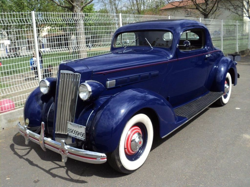 1936 Packard 120 Business Coupe For Sale - 16499060 - 1