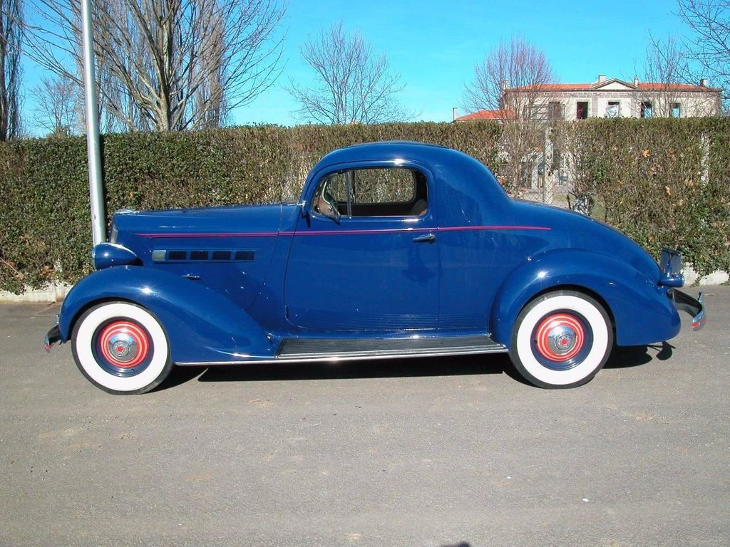 1936 Packard 120 Business Coupe For Sale - 16499060 - 2