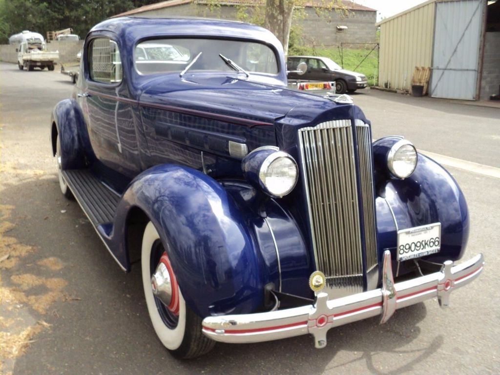 1936 Packard 120 Business Coupe For Sale - 16499060 - 4