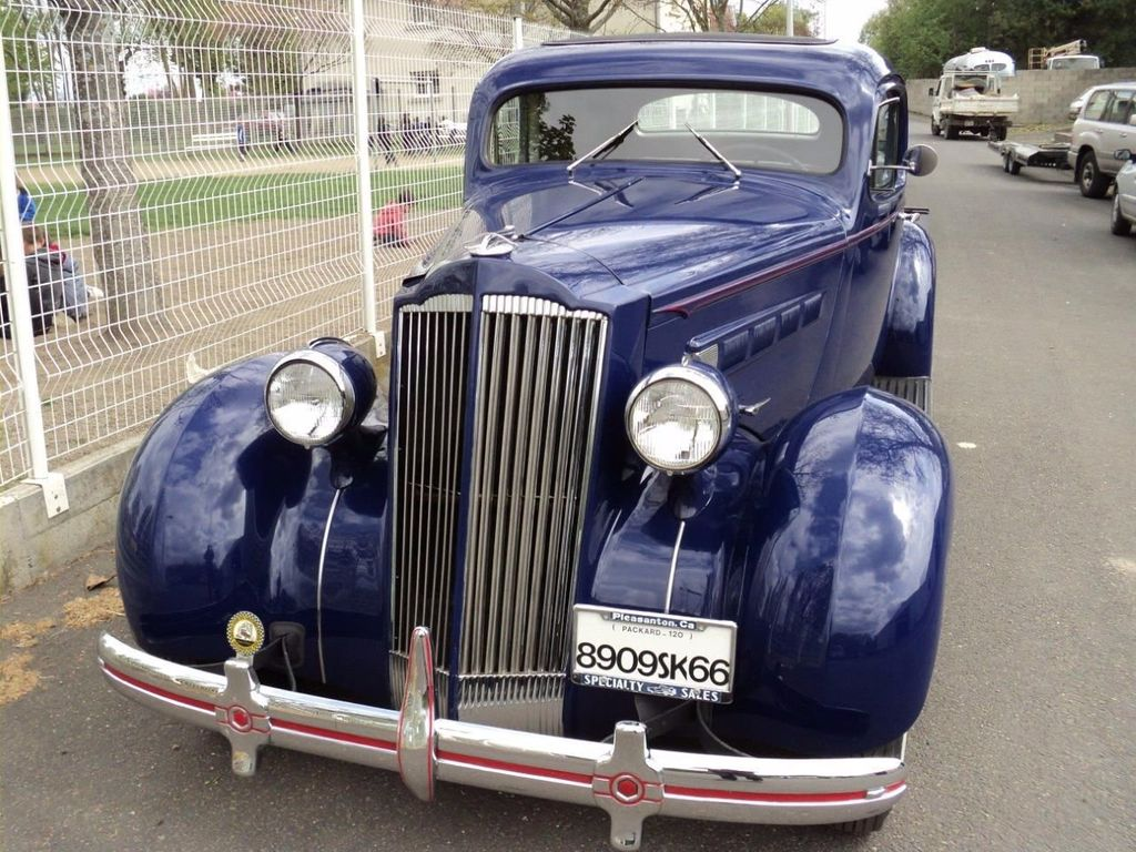 1936 Packard 120 Business Coupe For Sale - 16499060 - 5