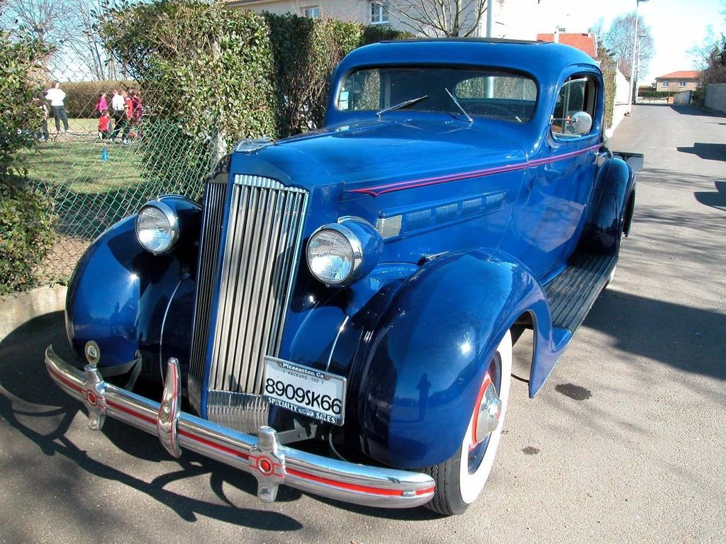 1936 Packard 120 Business Coupe For Sale - 16499060 - 6