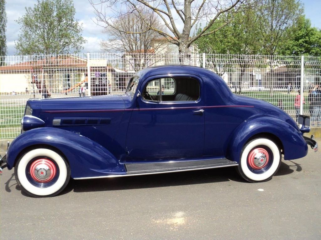 1936 Packard 120 Business Coupe For Sale - 16499060 - 7