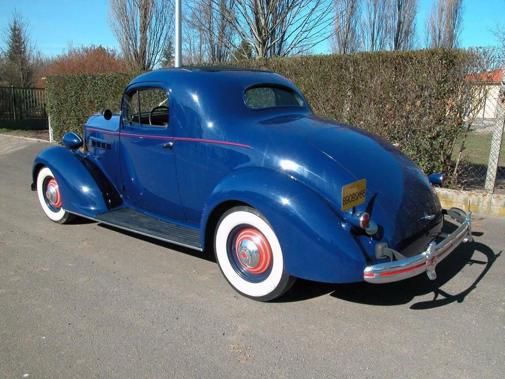 1936 Packard 120 Business Coupe For Sale - 16499060 - 8