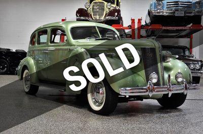 1937 Buick Century  Sedan