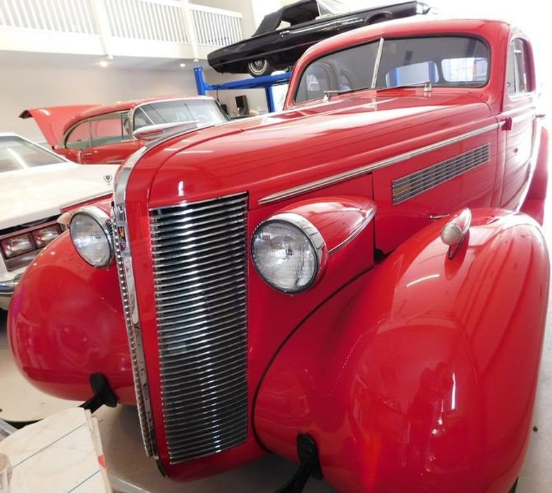 1937 Buick Century For Sale - 16066834 - 12