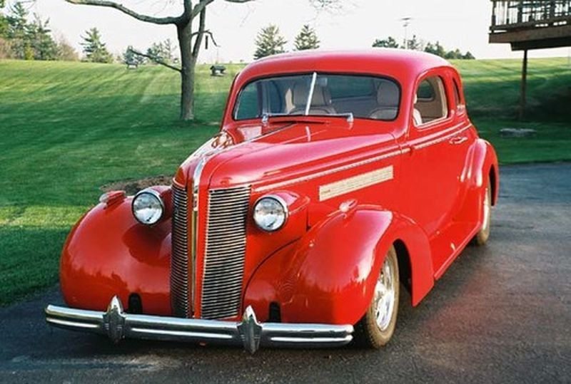 1937 Buick Century For Sale - 16066834 - 2