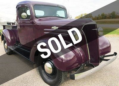 1937 Chevrolet Restored Pickup