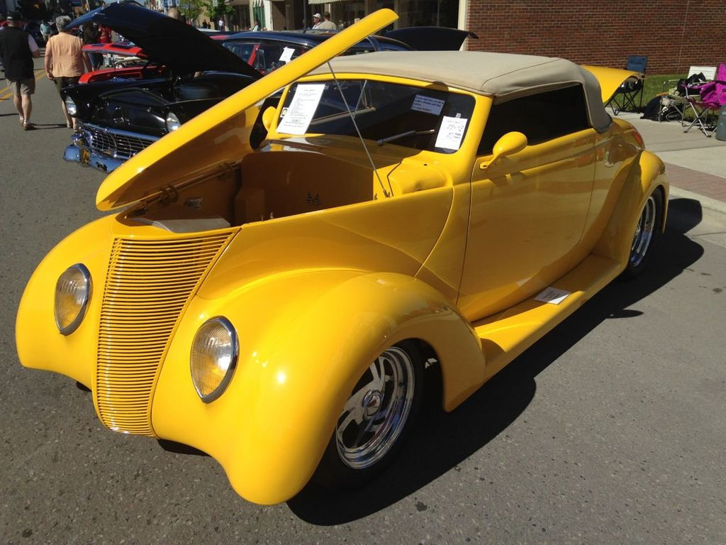 1937 Used Ford Cabriolet Downs Manufacturing at WeBe Autos Serving Long  Island, NY, IID 18806098