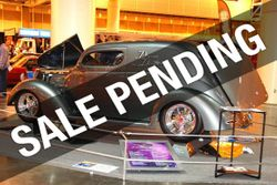 1937 Ford Delivery - 1937FORD3WD