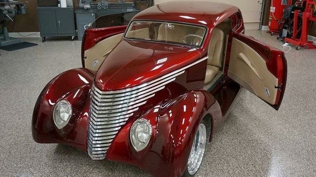 1937 Used Ford Slantback Oze At Webe Autos Serving Long