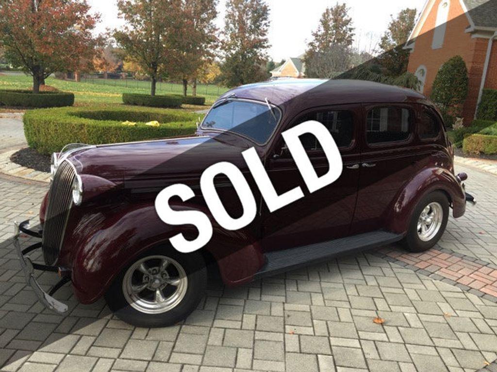 1937 Plymouth Sedan For Sale - 13332604 - 0