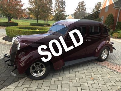 1937 Plymouth Sedan For Sale