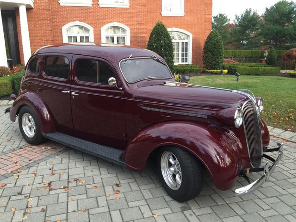 1937 Plymouth Sedan For Sale - 13332604 - 4
