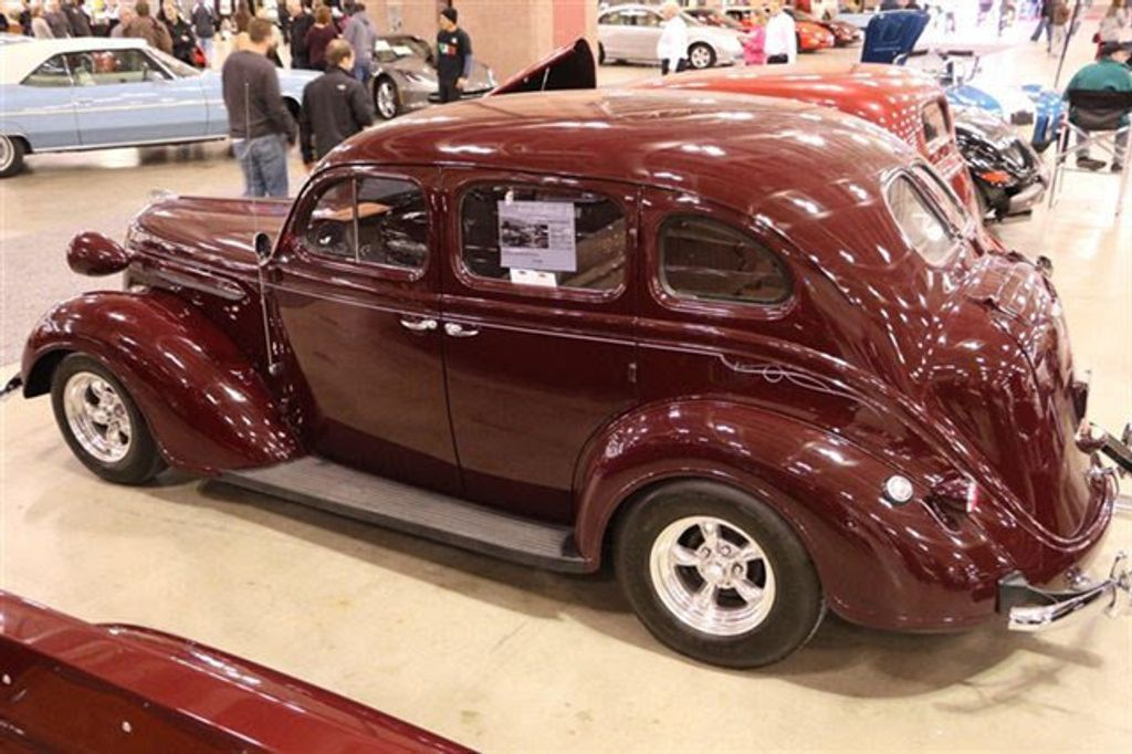 1937 Plymouth Sedan For Sale - 13332604 - 5