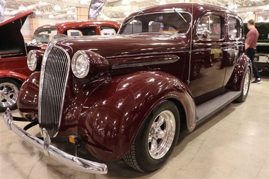 1937 Plymouth Sedan For Sale - 13332604 - 7
