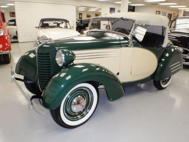 1938 BANTAM ROADSTER AUSTIN Convertible for Sale Ramsey, NJ