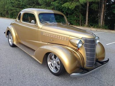 1938 Chevrolet 5 Window Coupe SOLD - LS1 Grand Touring Resto Mod Street Rod ALL STEEL