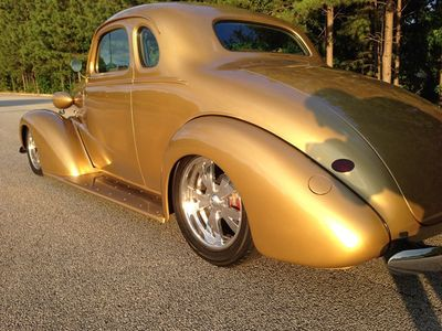 Atlanta Fine Cars >> 1938 Used Chevrolet 5 Window Coupe SOLD - LS1 Grand Touring Resto Mod Street Rod ALL STEEL at ...