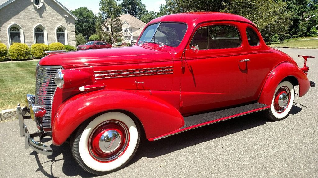1938 Chevrolet MASTER COUPE  - 17779197 - 0