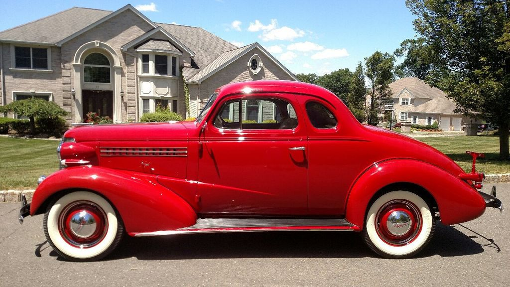 1938 Chevrolet MASTER COUPE  - 17779197 - 1