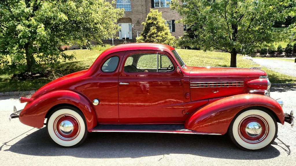 1938 Chevrolet MASTER COUPE  - 17779197 - 3