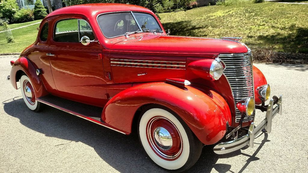 1938 Chevrolet MASTER COUPE  - 17779197 - 41