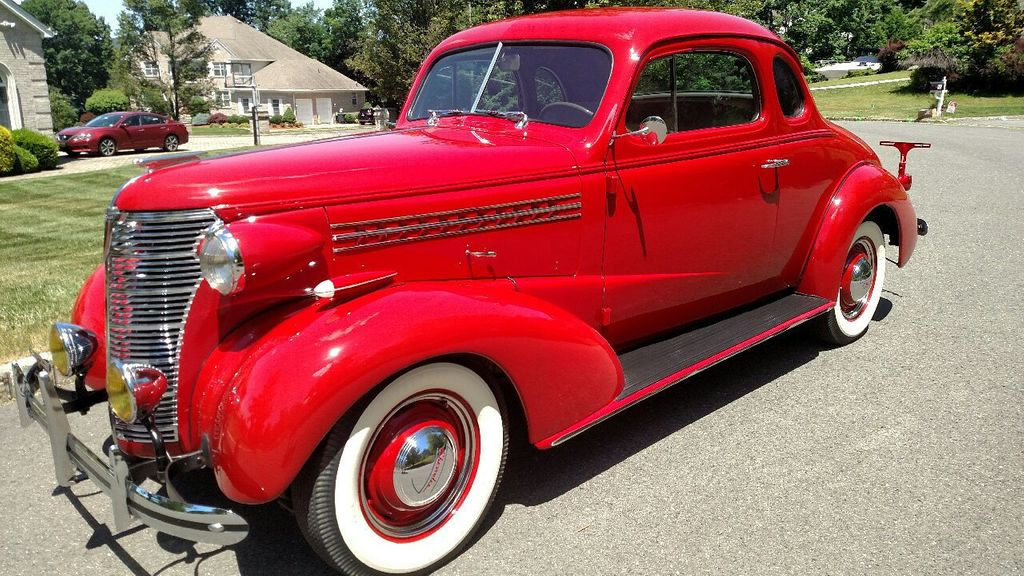 1938 Chevrolet MASTER COUPE  - 17779197 - 76