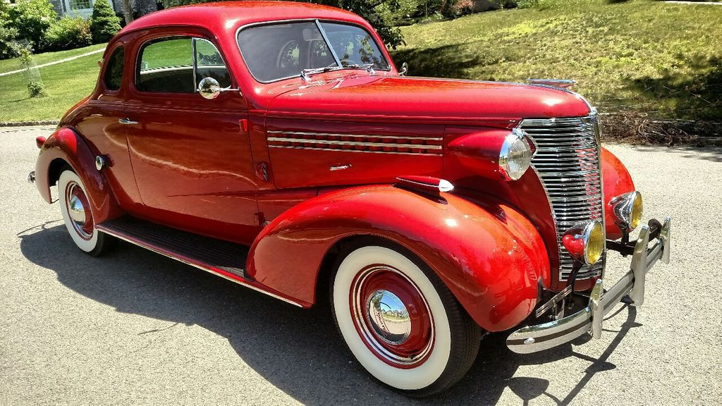 1938 Chevrolet MASTER COUPE  - 17779197 - 77