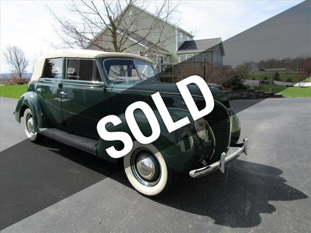 1938 Ford Deluxe For Sale - 16639385 - 0
