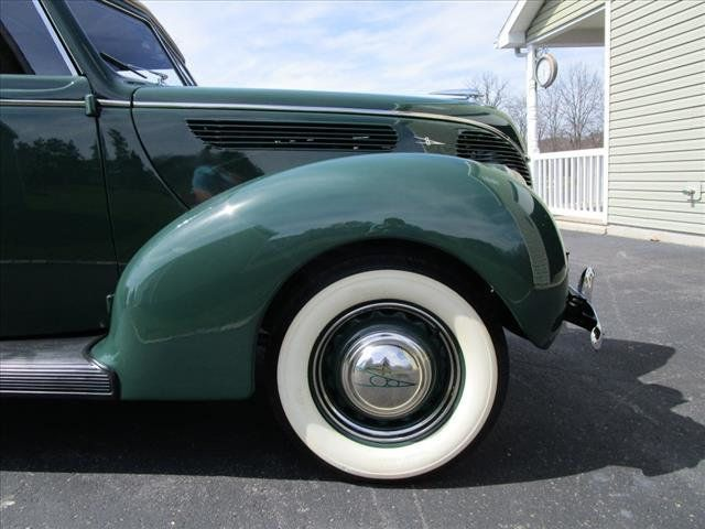 1938 Ford Deluxe For Sale - 16639385 - 14