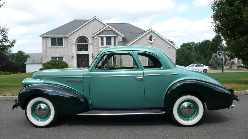 1939 Buick SPECIAL 46S - 10836151 - 0
