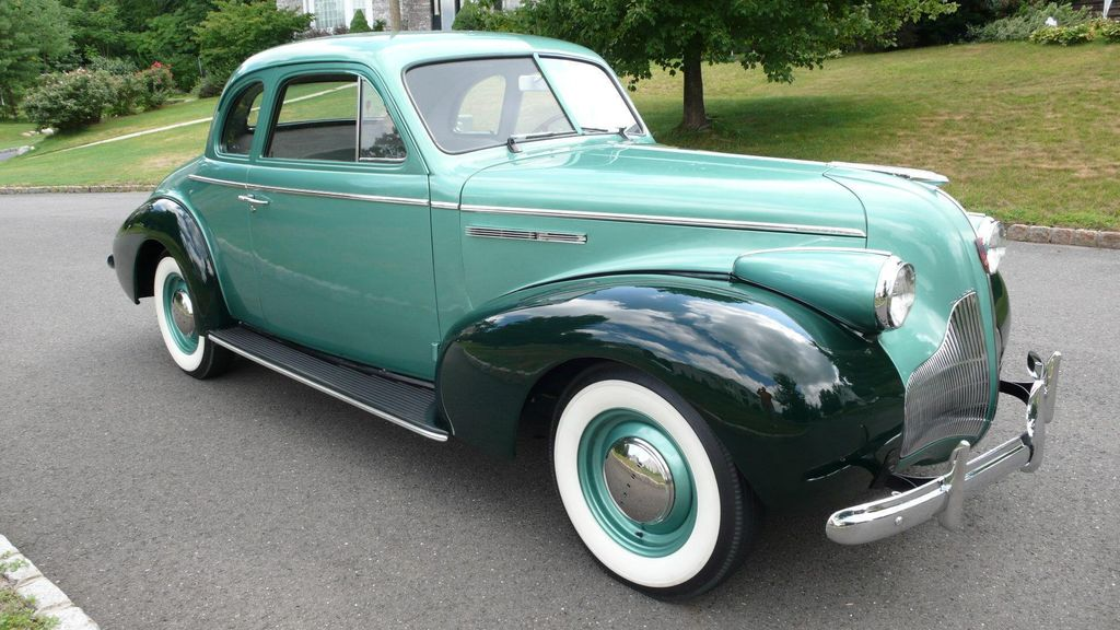 1939 Buick SPECIAL 46S - 10836151 - 2