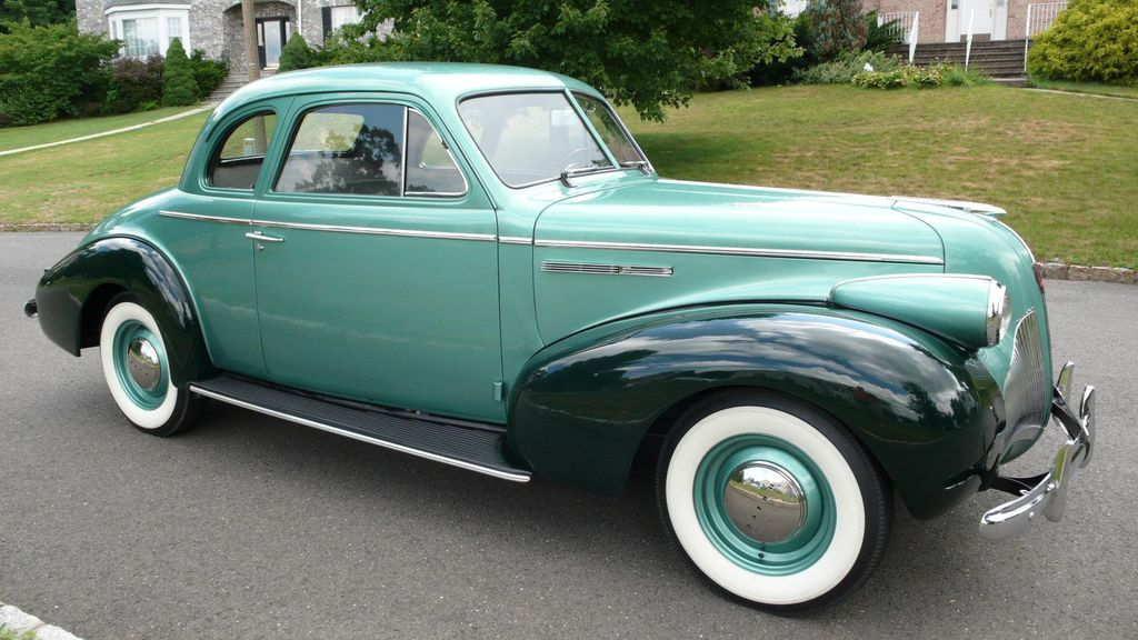 1939 Buick SPECIAL 46S - 10836151 - 4