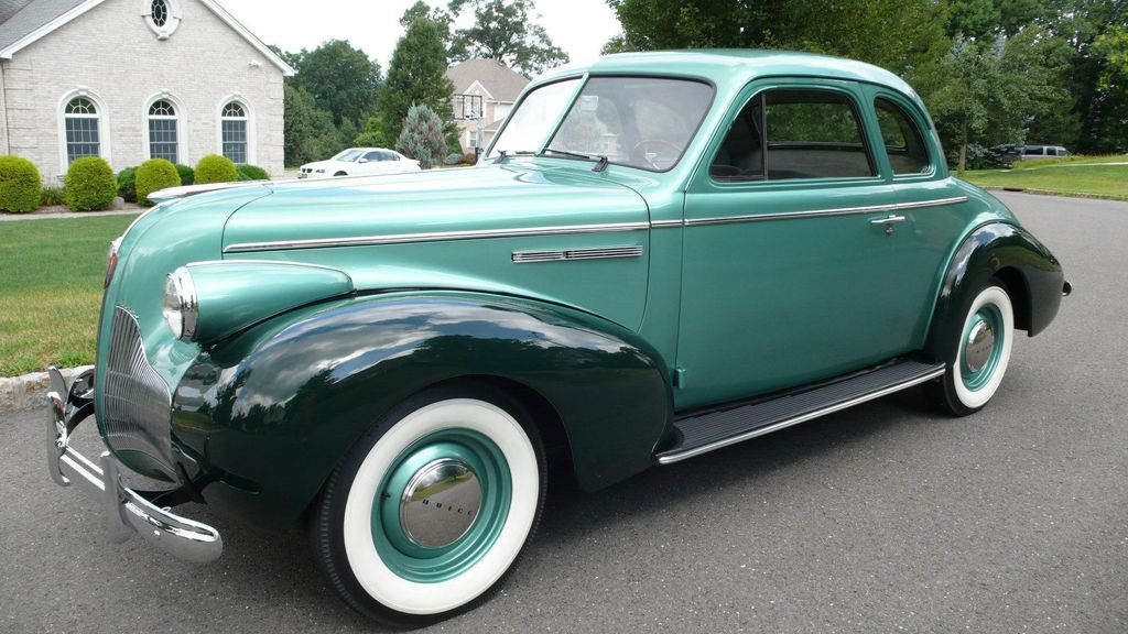 1939 Buick SPECIAL 46S - 10836151 - 5